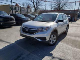 Used 2016 Honda CR-V LX for sale in Halifax, NS