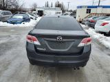 2012 Mazda MAZDA6 GT LEATHER SUNROOF BACK UP CAMERA LOADED CERTIFIED
