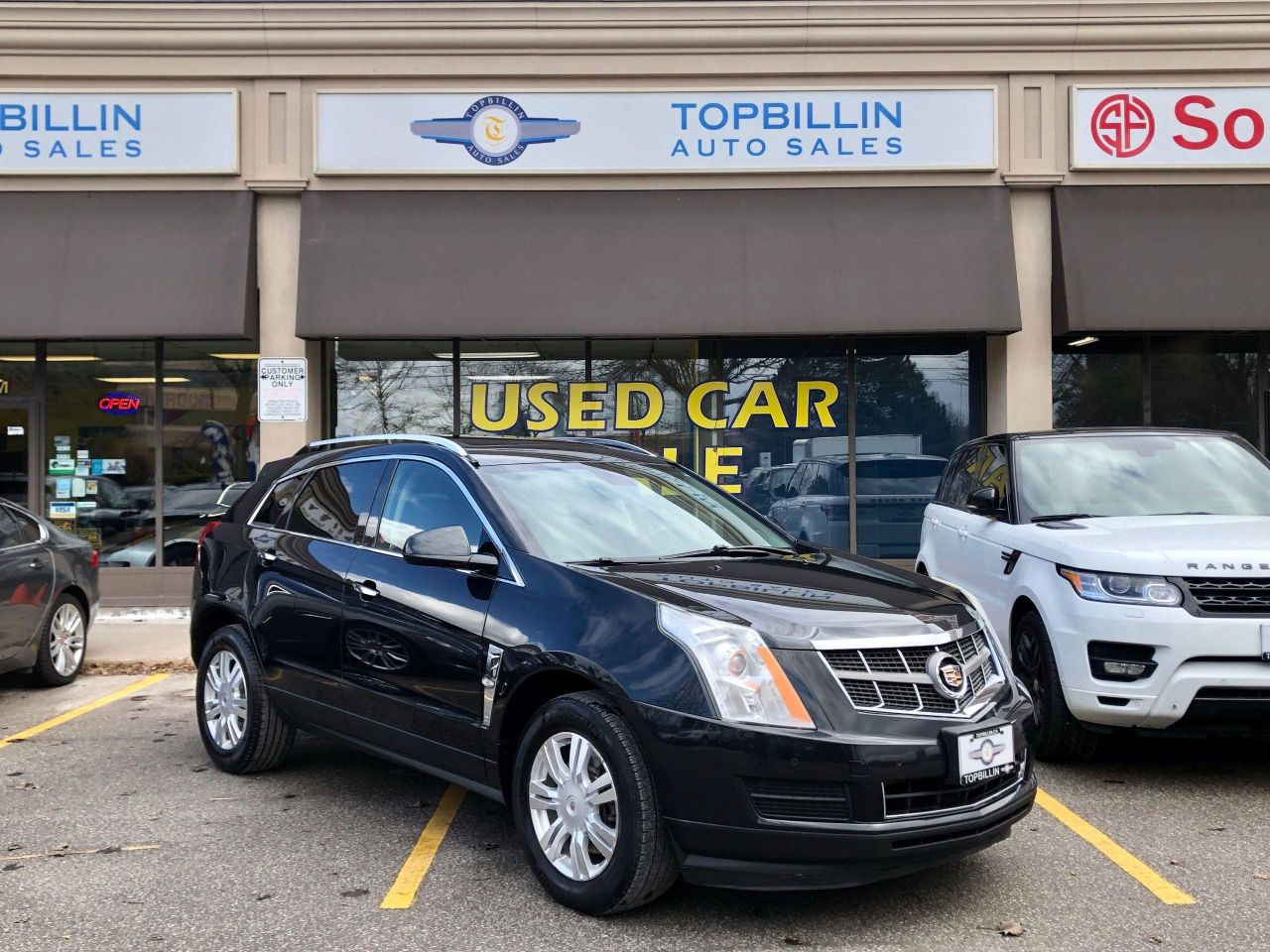 2011 Cadillac SRX 3.0 Luxury, Leather, Panoramic Roof