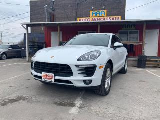Used 2018 Porsche Macan S  S for sale in Scarborough, ON