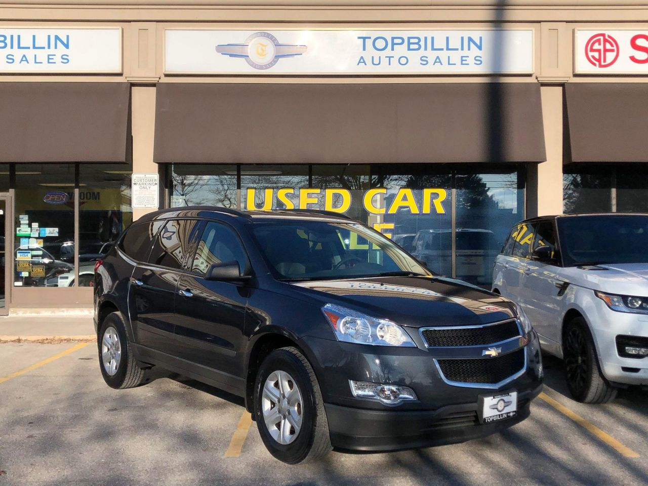2012 Chevrolet Traverse Back-up Camera, 2 Years Warranty