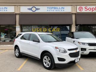 Used 2016 Chevrolet Equinox AWD, Bluetooth, Backup Camera for sale in Vaughan, ON