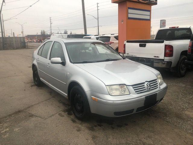 2005 Volkswagen Jetta GLS**AUTO**ONLY 148KMS**CLEAN BODY**AS IS SPECIAL