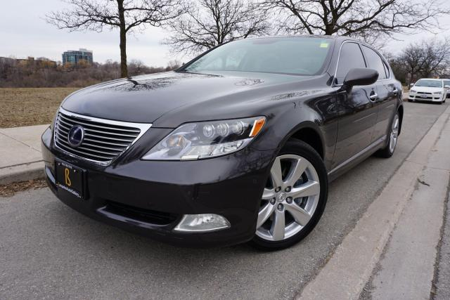 2008 Lexus LS 600H SUPER RARE / LWB / HYBRID / AWD / LOCAL CAR