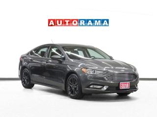 Used 2018 Ford Fusion SE Leather Backup Camera for sale in Toronto, ON