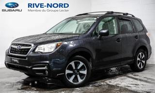 Used 2018 Subaru Forester Touring TOIT.PANO+MAGS+SIEGES.CHAUFFANTS for sale in Boisbriand, QC