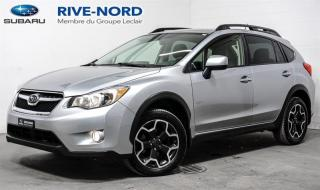 Used 2014 Subaru XV Crosstrek Touring MAGS+SIEGES.CHAUFFANTS+BLUETOOTH for sale in Boisbriand, QC