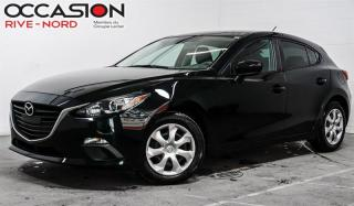 Used 2015 Mazda MAZDA3 Sport GX A/C+BLUETOOTH+GR.ELECTRIQUE for sale in Boisbriand, QC