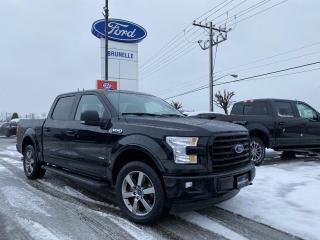 Used 2017 Ford F-150 XLT SPORT 302A for sale in St-Eustache, QC