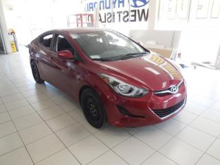 Used 2015 Hyundai Elantra GL MAN A/C BT CRUISE SIÈGES CHAUFFANTS G for sale in Dorval, QC