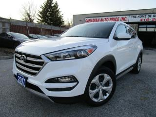 Used 2017 Hyundai Tucson AWD-REVERSE CAMERA| BLUE TOOTH| HEATED SEATS for sale in Scarborough, ON