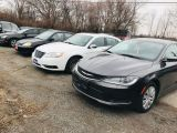 2015 Chrysler 200 PRE-OWNED CERTIFIED - ONE OWNER LIKE NEW