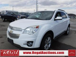Used 2013 Chevrolet EQUINOX 2LT 4D UTILITY AWD for sale in Calgary, AB