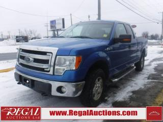 Used 2014 Ford F-150 XLT 4D SUPERCAB 4WD for sale in Calgary, AB