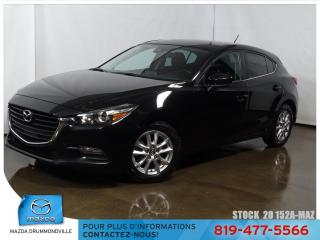 Used 2018 Mazda MAZDA3 Sport |GS SPORT|SIEGCHAUF|BLUETOOTH|CAMERA|MAG|A/C| for sale in Drummondville, QC