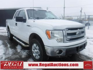 Used 2013 Ford F-150 4D CREW CAB 4WD for sale in Calgary, AB