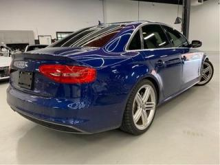 Used 2015 Audi A4 2.0 TECHNIK I S-LINE I LOADED I AS-IS for sale in Vaughan, ON