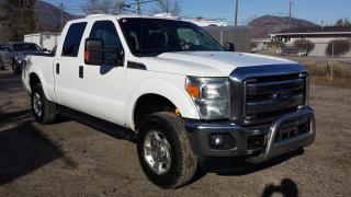 Used 2013 Ford F-250 SD XLT Crew Cab 4WD for sale in West Kelowna, BC