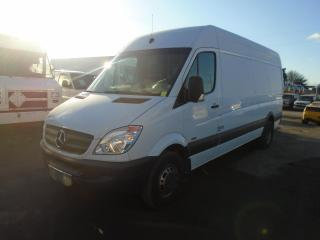 Used 2010 Mercedes-Benz Sprinter 3500 3500 170  EXT for sale in Mississauga, ON