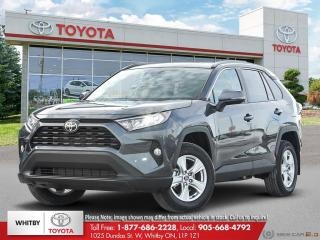 New 2020 Toyota RAV4 XLE FWD FA20 for sale in Whitby, ON