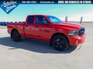 New 2020 RAM 1500 Classic Night Edition 4x4 | Bluetooth | Remote Start for sale in Indian Head, SK