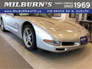 Used 2003 Chevrolet Corvette Convertible / 50th Anniversary Package for sale in Guelph, ON