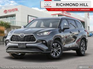 New 2020 Toyota Highlander XLE  - Power Moonroof -  Power Liftgate - $179.20 /Wk for sale in Richmond Hill, ON