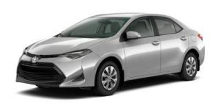 Used 2017 Toyota Corolla 4dr Sdn CVT LE for sale in Richmond Hill, ON