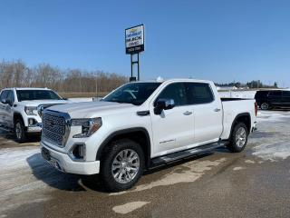 New 2020 GMC Sierra 1500 Denali for sale in Roblin, MB