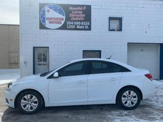 Used 2014 Chevrolet Cruze 4dr Sdn 1LT for sale in Winnipeg, MB