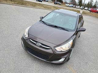 Used 2015 Hyundai Accent 4dr Sdn for sale in Mississauga, ON