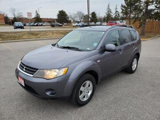 Used 2008 Mitsubishi Outlander 4WD 4dr ES for sale in Mississauga, ON