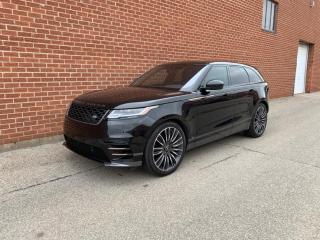 Used 2018 Land Rover Range Rover Velar P380 SE R Dynamic for sale in Mississauga, ON