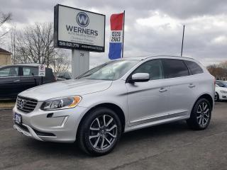 Used 2016 Volvo XC60 T5 Premier AWD for sale in Cambridge, ON