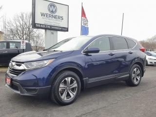 Used 2017 Honda CR-V LX FWD for sale in Cambridge, ON