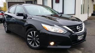 Used 2017 Nissan Altima 2.5 SV - BACK-UP CAM! BSM! SUNROOF! for sale in Kitchener, ON