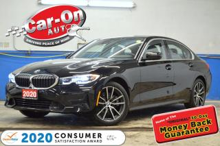 Used 2020 BMW 330i xDrive LEATHER NAV SUNROOF REAR CAM LOADED for sale in Ottawa, ON