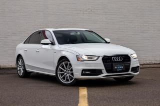 Used 2015 Audi A4 Premium Plus MANUAL, LOTS OF FUN, $142 BIWEEKLY for sale in St. Catharines, ON