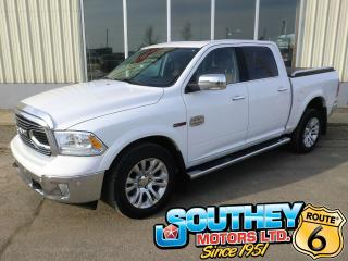 Used 2018 RAM 1500 Longhorn 4x4 - Only 59,000 km's for sale in Southey, SK