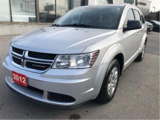 Used 2012 Dodge Journey Journey CVP w/Tinted Windows, Great Condition for sale in Hamilton, ON
