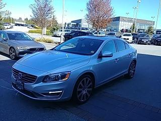 Used 2015 Volvo S60 T5 Platinum One Owner No Accident Claim! for sale in Surrey, BC