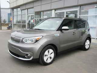 Used 2016 Kia Soul EV EV Luxury Panoramic Sunroof/Navigation/Camera/Heated and cooled seats for sale in Mississauga, ON