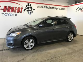 Used 2012 Toyota Matrix S Auto AWD for sale in St-Hubert, QC