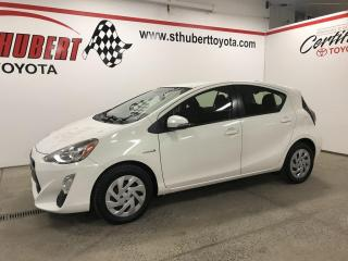 Used 2016 Toyota Prius c 5dr HB, CAMÉRA DE RECUL for sale in St-Hubert, QC