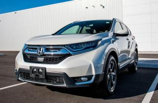 Used 2017 Honda CR-V Touring for sale in Woodstock, ON
