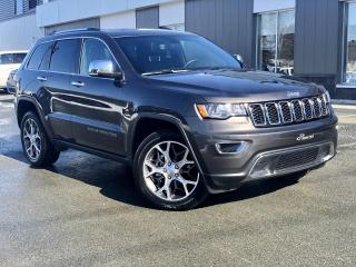 Used 2019 Jeep Grand Cherokee LIMITED   ''CUIR TOIT GPS'' for sale in Ste-Marie, QC