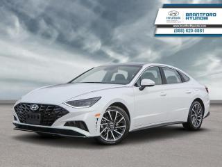 New 2020 Hyundai Sonata Luxury  - Cooled Seats -  Leather Seats - $226 B/W for sale in Brantford, ON