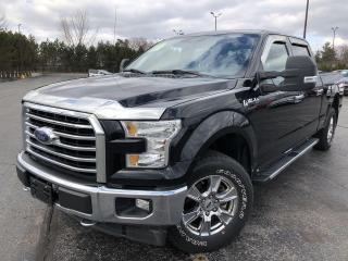 Used 2017 Ford F-150 XLT XTR CREW 4X4 for sale in Cayuga, ON
