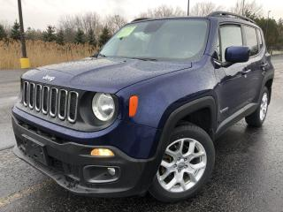 Used 2016 Jeep Renegade North 4WD for sale in Cayuga, ON
