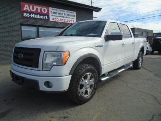 Used 2010 Ford F-150 FX4 4X4 for sale in St-Hubert, QC